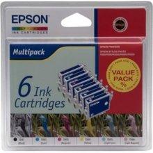 Тонер Epson T0481 Multipack