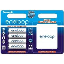 PANASONIC Eneloop R6/AA 1900mAh, 4 Pcs...