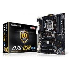 Emaplaat GIGABYTE GA-Z170-D3H ATX