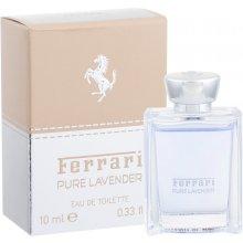 FERRARI Pure Lavender 10ml - Eau de Toilette...