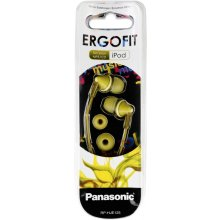 PANASONIC RP-HJE 125 E-Y жёлтый
