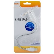 4World USB Fan Message | Flexible Arm |...