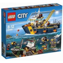 LEGO Ship to study deep sea