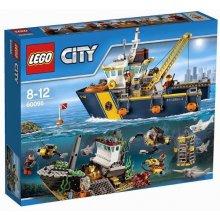LEGO Ship to study deep sea