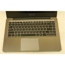 Ноутбук Asus VivoBook R416SA серый...