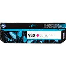 Tooner HP INC. tint nr 980 Magenta D8J08A