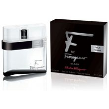 Salvatore Ferragamo F by Ferragamo Black...