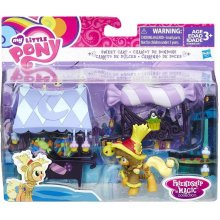 HASBRO MLP FIM set of friends Sweet Cart