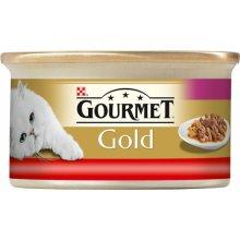 Gourmet Gold kassikonserv, loomaliha/kana...