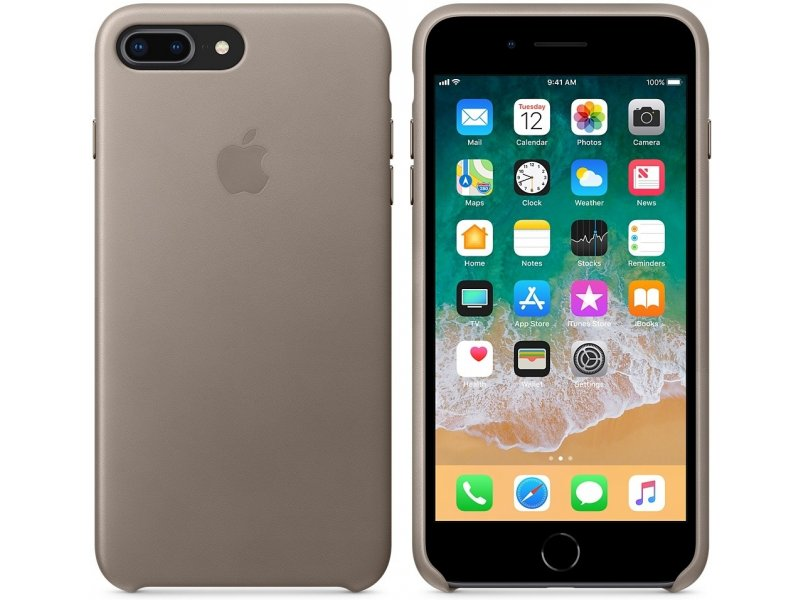 80841c1d96d Apple iPhone 7/8 Plus nahast ümbris , beež MQHJ2ZM/A - 01.ee