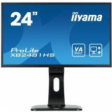 Monitor IIYAMA XB2481HS-B1, IPS, Full HD...