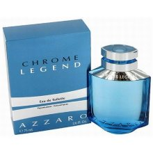 Azzaro Chrome Legend, EDT 40ml, tualettvesi...