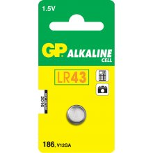 GP Batteries 186 Alkaline ячеек, Alkaline...