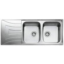 Teka Sink Universo 2C 1E MTX