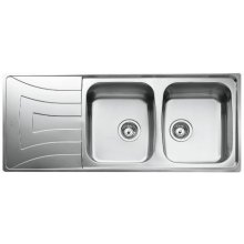 Teka Sink Universo 2C 1E MT