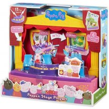 Tm Toys Figures set Theater scene