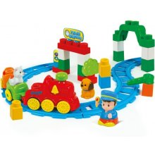 CLEMENTONI Clemmy Building Blocks Railway...