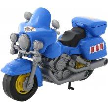 WADER-POLESIE Harley police motorbike