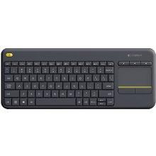 Клавиатура LOGITECH K400 Plus беспроводной...