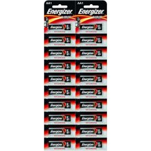 ENERGIZER BATTERIES ALKALINE POWER AA E91...