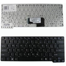 Qoltec Keyboard for Sony VGN-CW Black