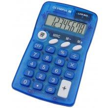 Kalkulaator Olympia LCD 825 Taschenrechner...