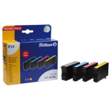 Tooner Pelikan Tinte 4 Farben (HP364XL)