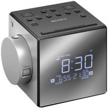 Raadio Sony ICF-C1PJ Clock Radio koos Time...