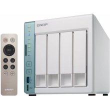 QNAP NAS STORAGE TOWER 4BAY/NO HDD...
