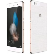 Mobiiltelefon HUAWEI P8 Lite Dual Sim valge