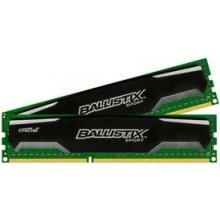 Mälu Crucial DDR3 Ballistix Sport...