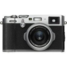 Fotokaamera FUJIFILM X100F, hõbedane