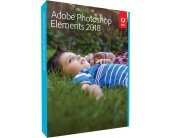 ADOBE PHOTOSHOP ELEMENTS 2018 box