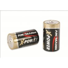 Ansmann 1x2 Alkaline Mono D LR 20 X-Power