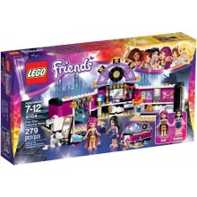 LEGO Friends Garderoba gwiazdy pop