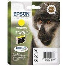 "Tooner Epson T0894 ""Affe"" DURABrite Ultra..."