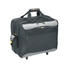 "TARGUS XL Metro Rolling Notebook case 17"" -..."