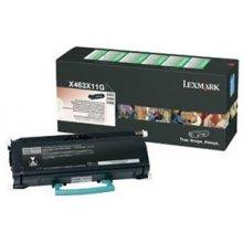 Tooner Lexmark 0X463X11G Toner must