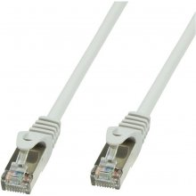 LogiLink Patchkabel RJ45 SF/UTP Cat5e 10.00m...