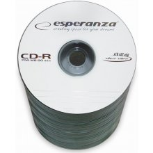 Diskid ESPERANZA CD-R x56 spindle 100