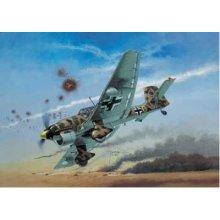 Revell Junkers Ju - 87 B2/R2