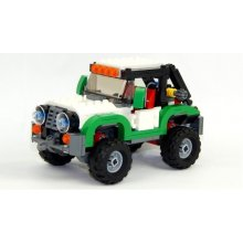 LEGO Adventure vehicles