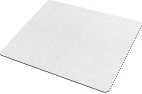 photo regarding Printable Mouse Pad referred to as Natec Mousepad Printable white 250 x 210mm
