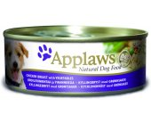 Applaws DOG KONSERV CHICKEN&VEGETABLES 156G...