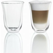DELONGHI Doppelwandiges Thermoglas Latte...