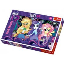 TREFL 160 elements, Equestria Girls