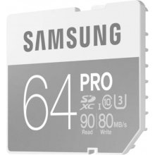 Флешка Samsung Pro SDXC MB-SG64E/EU 64GB