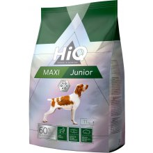 HIQ Maxi Junior 11kg, toit koertele
