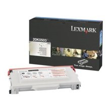 Tooner Lexmark 20K0503 Toner must
