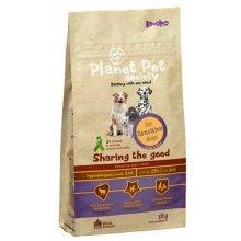 PLANET PET SOCIETY Sensitive Adult Lamb -...